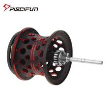 Piscifun Phantom X Baitcasting Reel Shallow Spool Multicolor 3 Gear Ratios Low Profile Fishing Reel Spare Replacement Spool