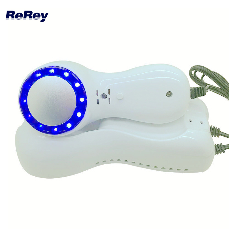 Cryotherapy Cold Hammer Face Care Machine Cool Massage Relaxation Skin Rejuvenation Blue Photon Therapy Sunburn Skin