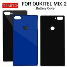 OUKITEL MIX 2 pil kapağı değiştirme için 100% orijinal yeni dayanıklı geri durumda cep telefon aksesuarı OUKITEL MIX 2