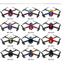 Cool Stickers For DJI Mavic Pro Intelligent UAV Imported 3M Body Waterproof Skin DJI MAVIC Accessories