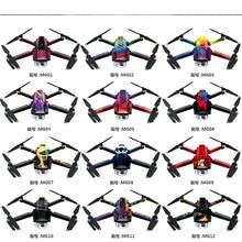 Cool pegatinas para DJI Mavic pro inteligente UAV importado 3 M cuerpo piel impermeable DJI Mavic Accesorios