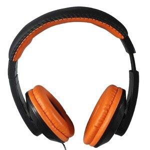Image 2 - 3.5mm Jack Portable sur loreille bandeau filaire écouteur jeu casque pliable casque pour OPPO téléphone Portable MP3 PC Table