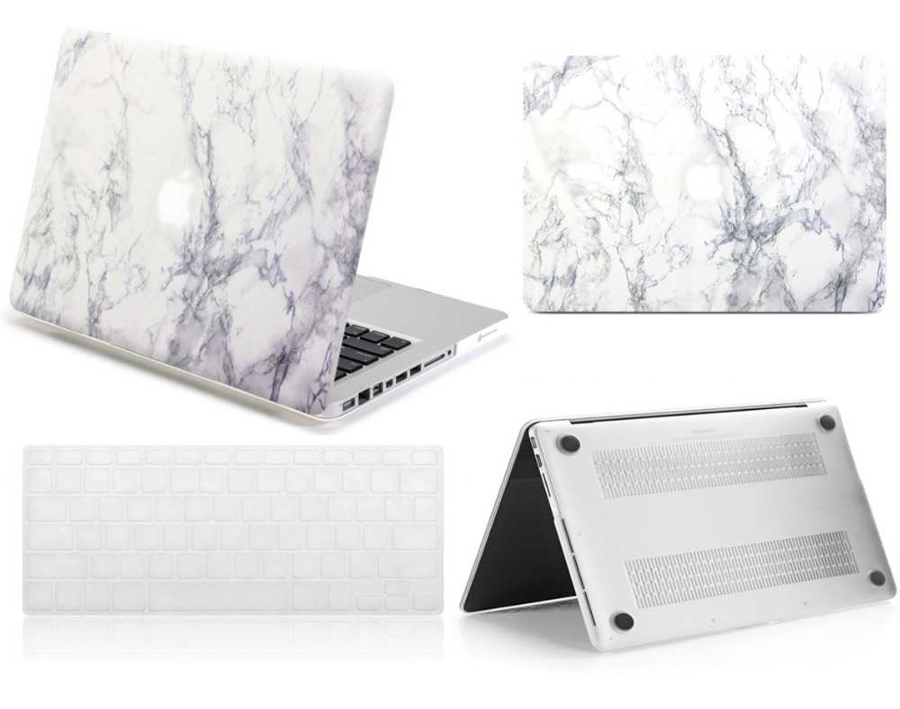 """Rubberized Hard Shell Case Cover Keyboard for Macbook Air Pro Retina 11//12//13/"""""""