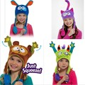 Children Thermal Ear Flaps Caps Cartoon Winter Hat for Baby Kids Flipeez Chritmas Gifts For Kids Rabbit Hat