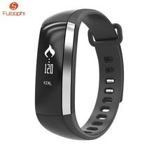 M2 Bluetooth 4.0 Smart Браслет Смарт монитор сердечного ритма браслет спортивные группы фитнес-трекер часы для iOS и Android