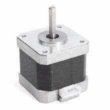 4-lead Nema17 Stepper Motor 2-Phase 42 motor D shaft motor 1.2A 3D printer motor and CNC XYZ Best Price