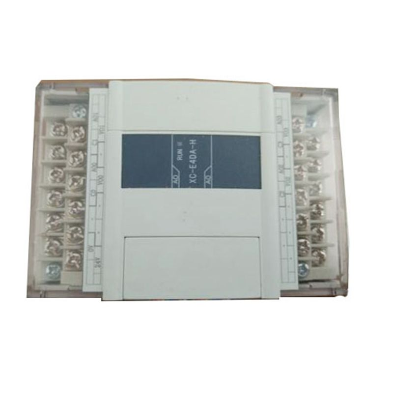 New Original XC-E4DA-H 12Bit 4AO Anti-interference plc expansion modules new original xc e8ad h 14bit 8 ai anti interference plc expansion modules