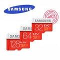 Descuentos baratos original samsung evo + plus 16/32 gb c10 sdhc tarjeta carta mémoire Class 10 de 64 GB SDXC Tarjeta de Memoria Flash SD Cartao U3