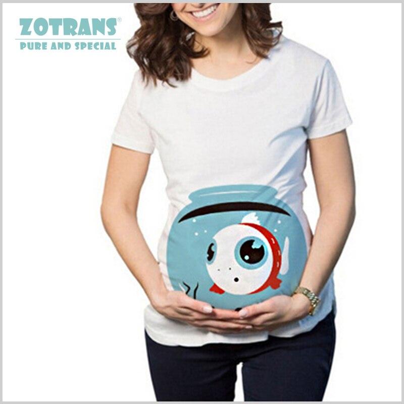 b88d9098ef38 Summmer Μητρότητα Tops πουκάμισο για έγκυες μαμά Αστεία μπλουζάκια ...