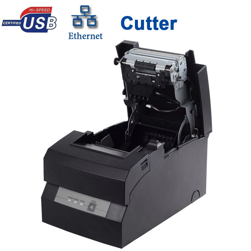 POS DOT MATRIX USB SERIAL LAN PORT PRINTER HS-D76USLC