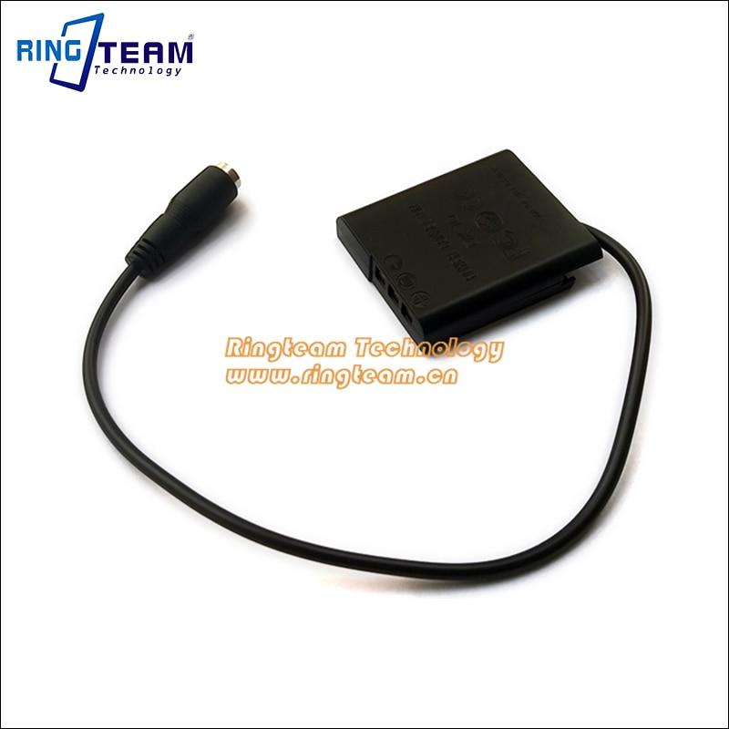 NP-FG1 BG1 DK1G DK-1G Adapter Coupler +USB Cable for Sony Cybershot DSC-W40 W50 W55 W70 W80 W90 W100 W110 W115 W120 W125 Cameras