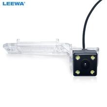 Leewa HD парковки заднего вида Камера со светодиодной подсветкой для vw touran/Caddy/Jetta/Sagitar/ гольф/Passat B5/b6 # ca4689