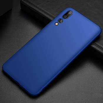 Ultra thin phone cover huawei p20 pro luxury soft silicone slim shockproof