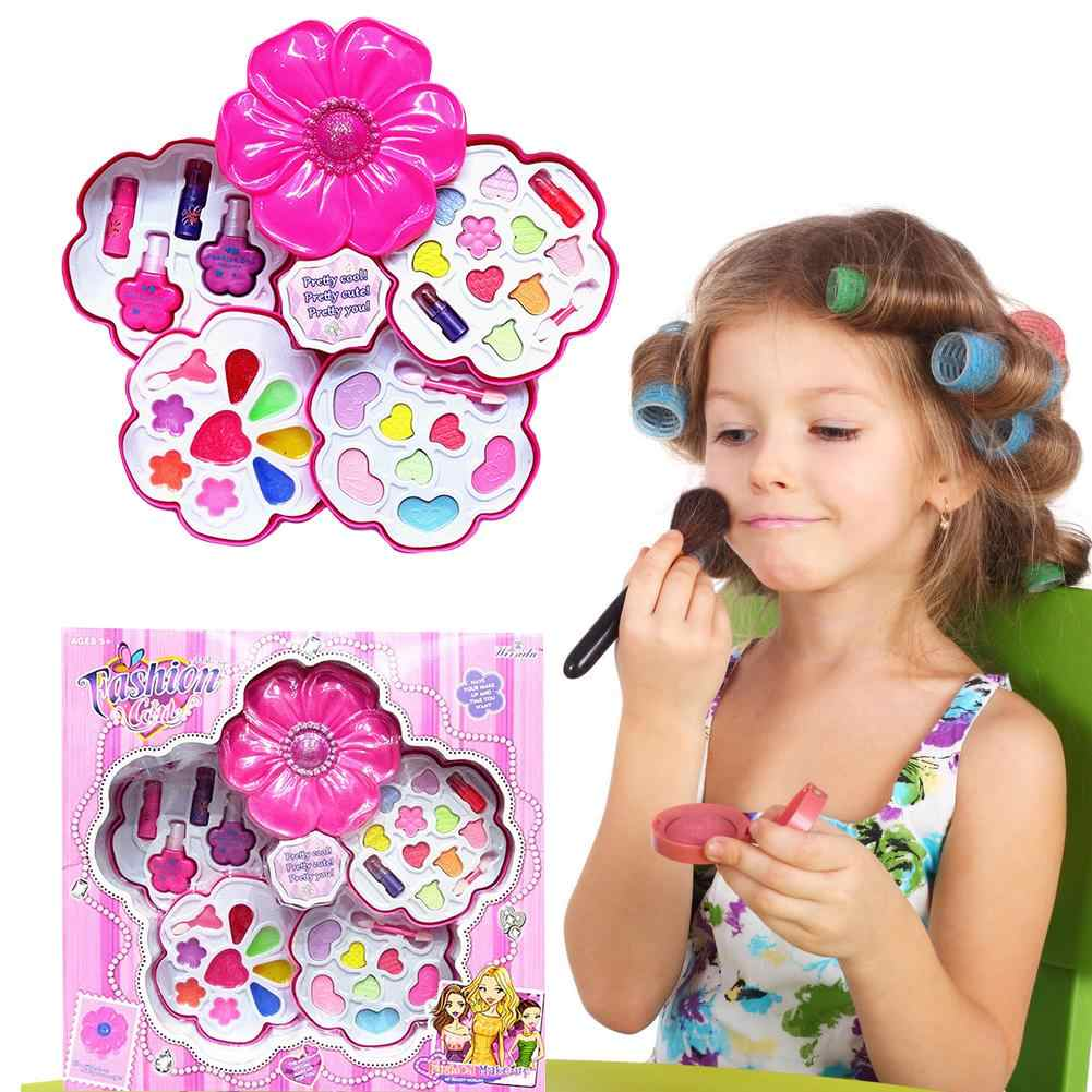 Children's Cosmetics Toys Girls Play House Toys Set Makeup Toys Girl Makeup Set