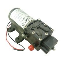 Обратный клапан тип 80 Вт 8L/М DC Мембрана высокого давления небольшой Насос 24 В