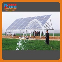 DECEN 5500W Solar Pump 7500W PV Pump Inverter For Solar Pumping System Adapting Water Head 113