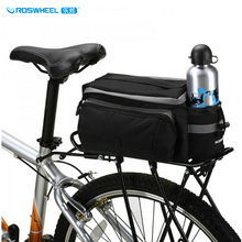 ROSWHEEL  Bicycle Luggage Pack Riding Rear Frame Package Multifunctional Bag