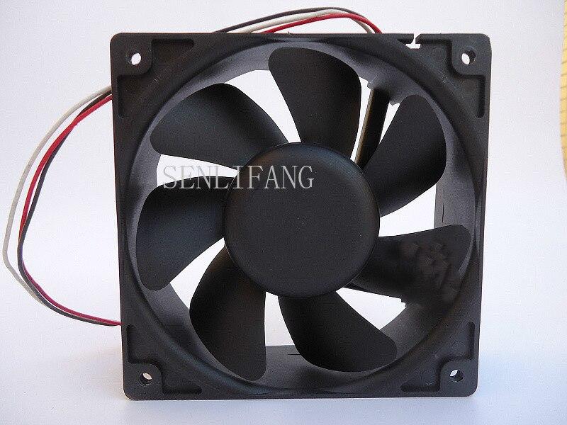 Free Shipping Good Quality AVC 12038 12V 0.55A E1238B12H Cooling Fan