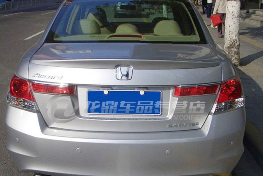 Spoiler For Honda Accord 2008 2009 2010 2011 2012 2013 High Quality Rear Wing Spoilers Trunk Lid