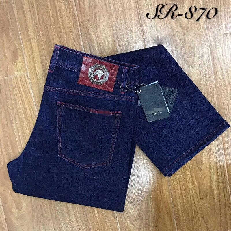 TACE&SHARK Billionaire jean men'a 2017 autumn new style comfort elegant solid color excellent fabric gentlmen free shipping excellent ava comfort 150 l