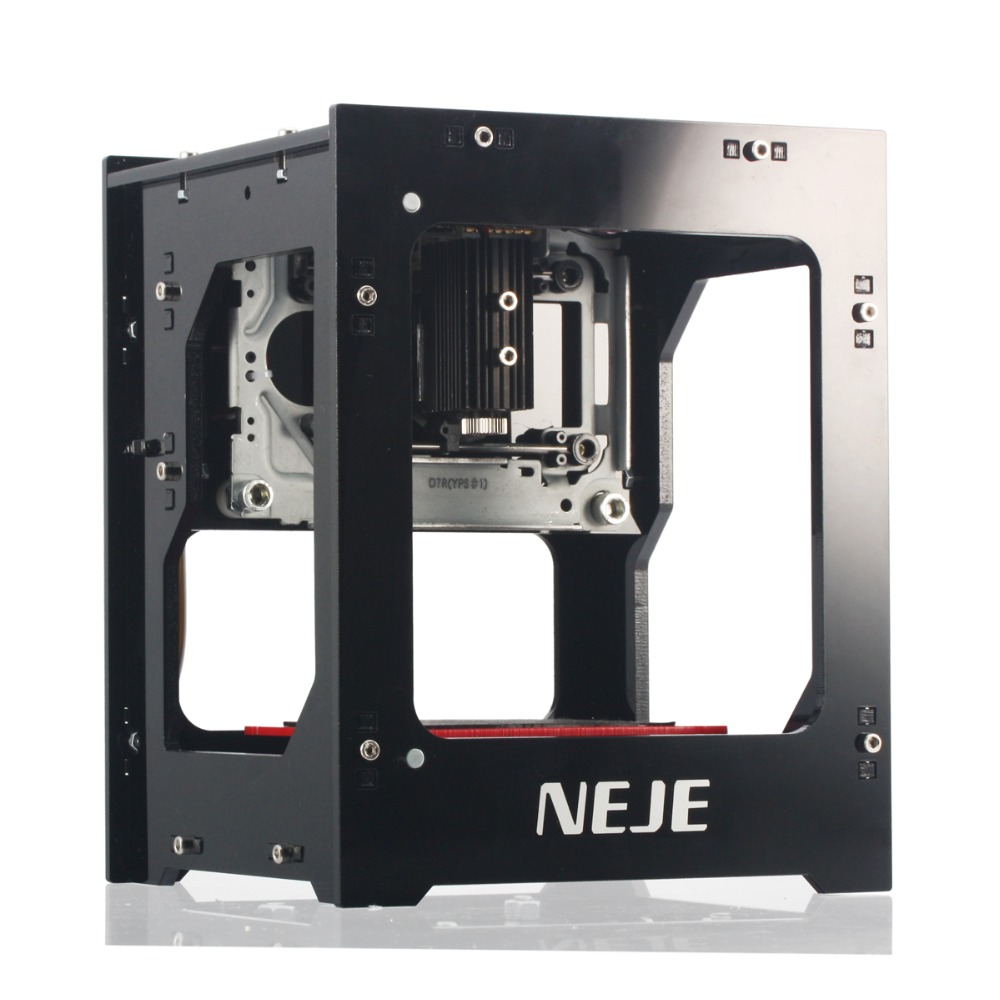 NEJE DK-8-KZ 1000mW Laser Engraver PrinterHigh Power for Hard Wood / Rubber / Leather / Cut PaperNEJE DK-8-KZ 1000mW Laser Engraver PrinterHigh Power for Hard Wood / Rubber / Leather / Cut Paper