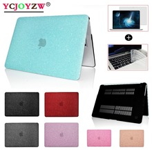 все цены на New Shine Laptop Case For MacBook Air 13 Pro Retina 11.6 12 13.3 15.4, For MAC New Air 13 Pro 13 15 inch with Touch Bar-YCJOYZW онлайн