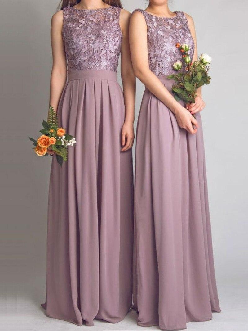 achetez en gros pastel rose de demoiselle d 39 honneur robes en ligne des grossistes pastel rose. Black Bedroom Furniture Sets. Home Design Ideas