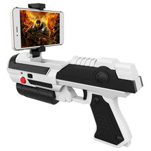 Creative Mobile Phone Smart Bluetooth AR Game Gun Toy VR Gamepad Game Gun Outdoor Fun Sports Air Guns Toy Gun Creative Toys(China)