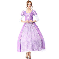 Women S Party Fancy Dresses Adults Carnaval Petticoat Royal Princess Sofia Halloween Costume For Women Sexy