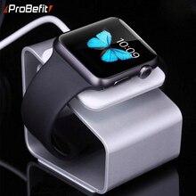 ProBefit Алюминиевый металлический держатель для часов iWatch 4 станция кронштейн для Apple Watch 4 3 2 1 Аксессуары 38 мм 42 мм 44 мм 40 мм