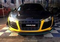 Car Front/ Rear/Side Skirt Bumper Lip Rubber Protector For Audi A3 A4 A6 A7 A8 TTS BMW F30 F20 F10 E39 E46 E90 E91 Car styling