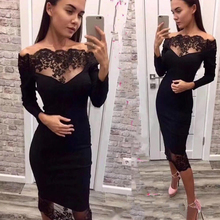 Lace Dress Bodycon Bandage