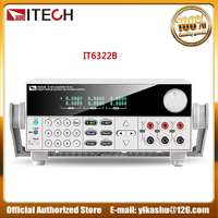 ITECH IT6322B Digital Display 3 channel Programmable DC Power Supply Lsolated Power Adjustable Laboratory Switching Power Supply