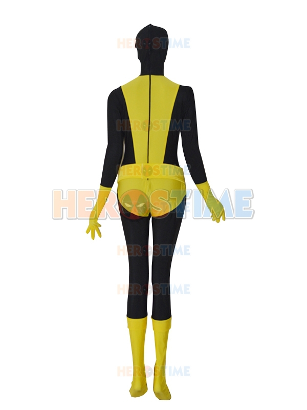 X-men Cannonball Superhero Costume fullbody spandex halloween cosplay party X-men costume adult hot sale