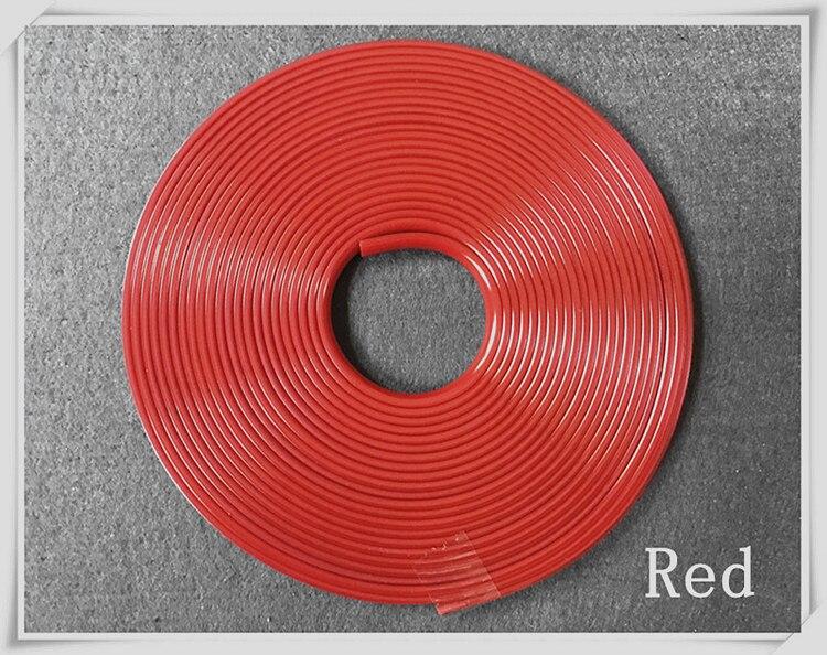 8M Car Styling Wheel Rim Protection Sticker Wheel Hub Protective Tape For Mazda 2 3 5 6 8 CX-7 CX-9 MX-5 CX-5 CX5 Accessories