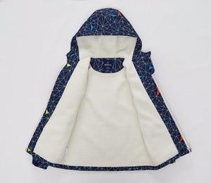 Image 4 - ฤดูหนาวที่อบอุ่นเด็กWindproofเด็กเสื้อลำลองเด็กOuterwearเสื้อผ้าสำหรับ3 12ปีดัชนีกันน้ำ5000มม.