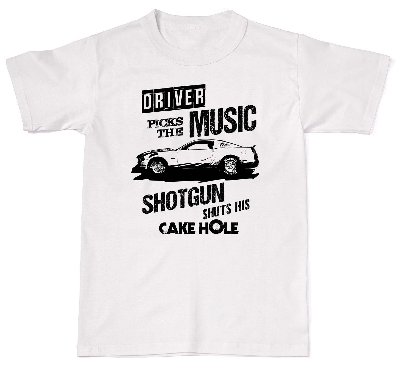 2018 Fashion Cotton T-shirt Driver Picks The Music Winchestser Supernatural Mens Womens Cotton T-Shirt T shi