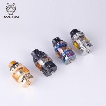 Nouvelle conception atomiseur de cigarette électronique 510 fil pour kit de vape original sigelei Snowwolf loup réservoir pour mfeng vape KIT