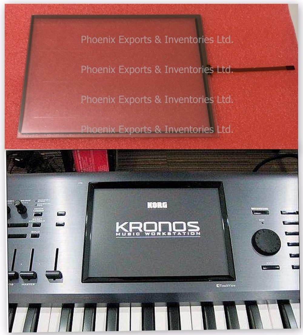 NEW for Korg Touch Screen Digitizer for Triton Classic Triton studio Trinity i30