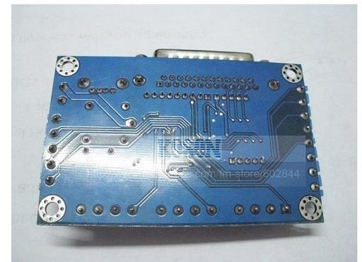 A15 5 Axis CNC Breakout Board Interface Adapter For PC Stepper Motor Driver Fast Ship