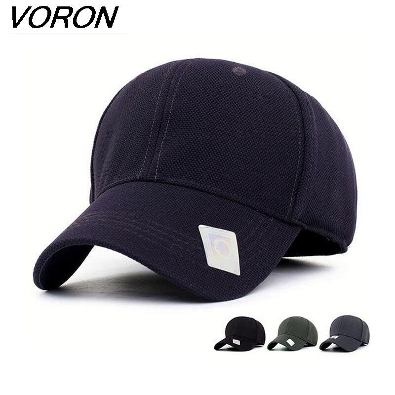 VORON2017 Spandex Flexfit Fitted Baseball Caps