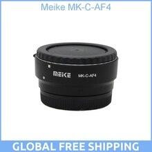 Meike MK-C-AF4 Electronic Auto Focus Adapter for Canon EF EF-S lens for EOS M EF-M mount
