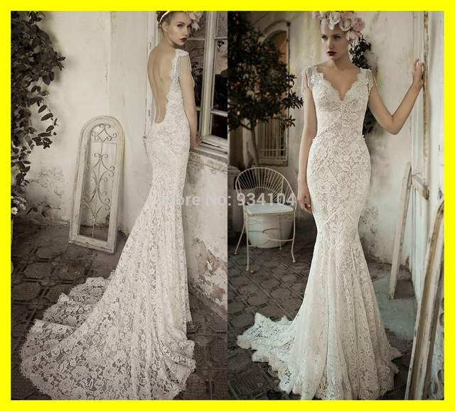 4f2267070b66 Silver Wedding Dresses Guests Dress Short Classy Mermaid Floor-Length  Chapel Train Pattern V-Neck Spaghetti Stra 2015 Wholesale