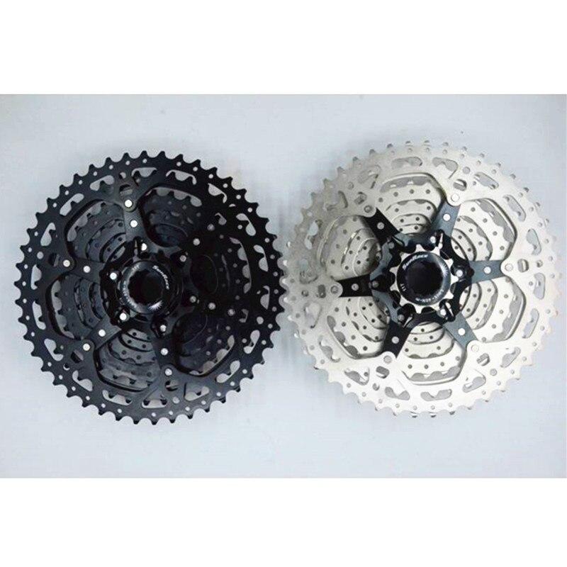 SunRace CSMS3 10 Speed 11-46 t Bicycle Freewheel Wide Ratio bike Mountain Bicycle Cassette Tool MTB Flywheel