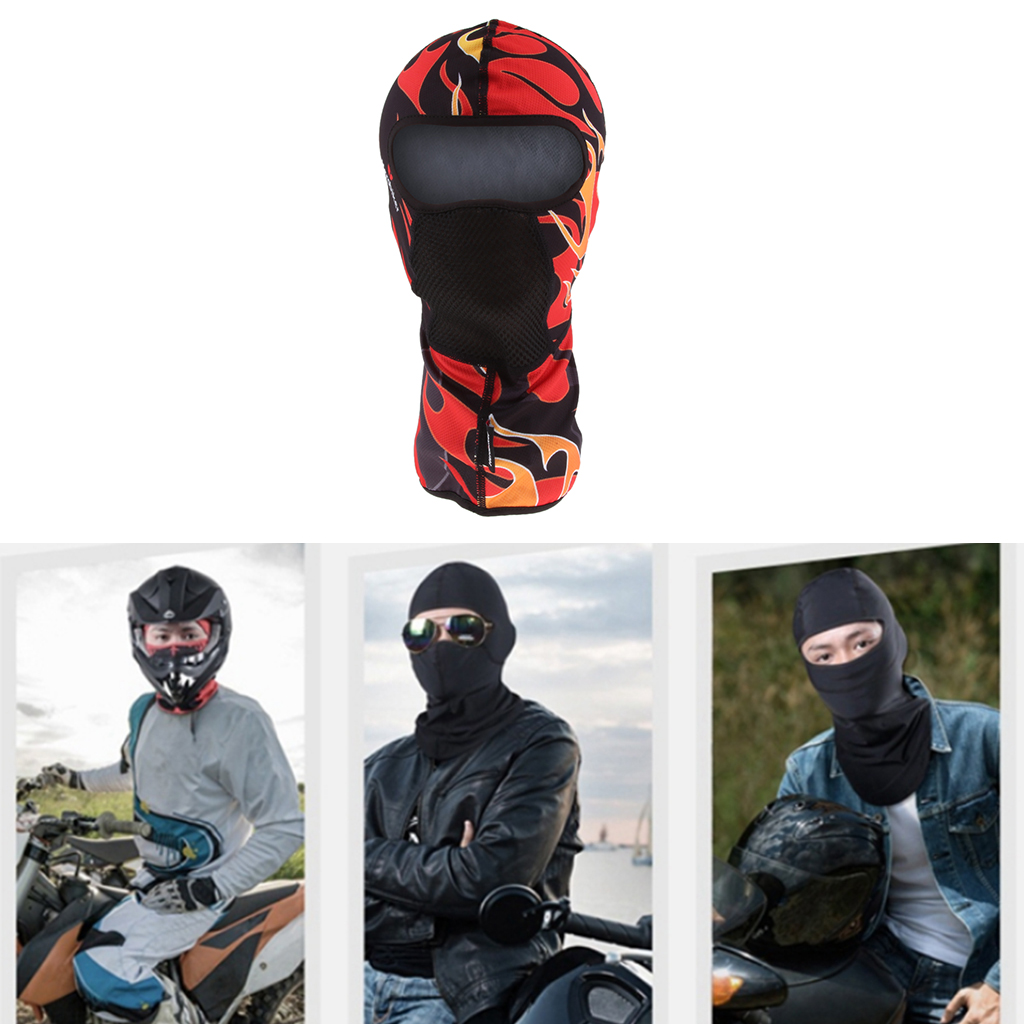 Dustproof Full Face Mask Warmer Windproof Breathable Paintball Cycling Ski Shield Anti-UV Men Sun Hats Helmet for Adult(China)