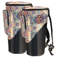 2018 NEW Djembe Bag Sturdy Shoulder Straps High Quality And Durable African Drum Bag Triple Layer