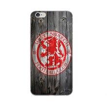 Football Clubs Phone Case iPhone 5 5C SE 6 6S Plus 7 7 Plus