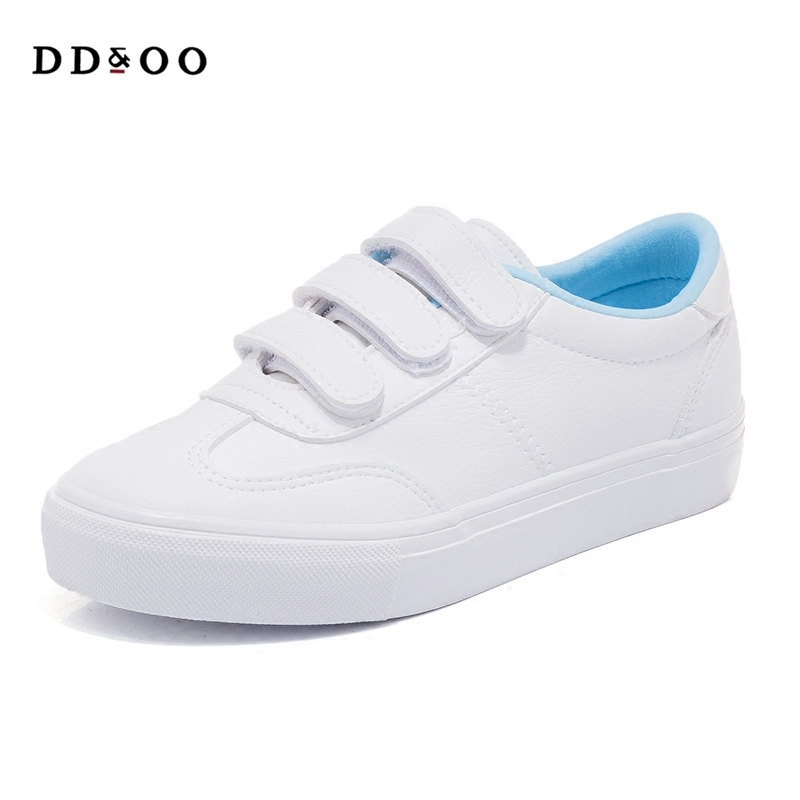 2018 new fashion women shoes casual high platform solid color PU leather letter women casual white shoes sneakers breathable free shipping candy color women garden shoes breathable women beach shoes hsa21