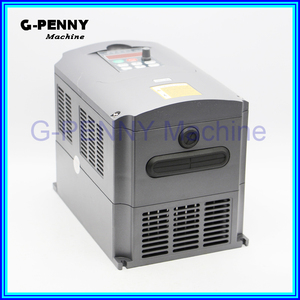 Image 5 - New Product  220V/380v 4.0KW CNC Air Cooled Spindle  ER25 Air Cooling motor spindle 4 bearings square spindle motor for CNC