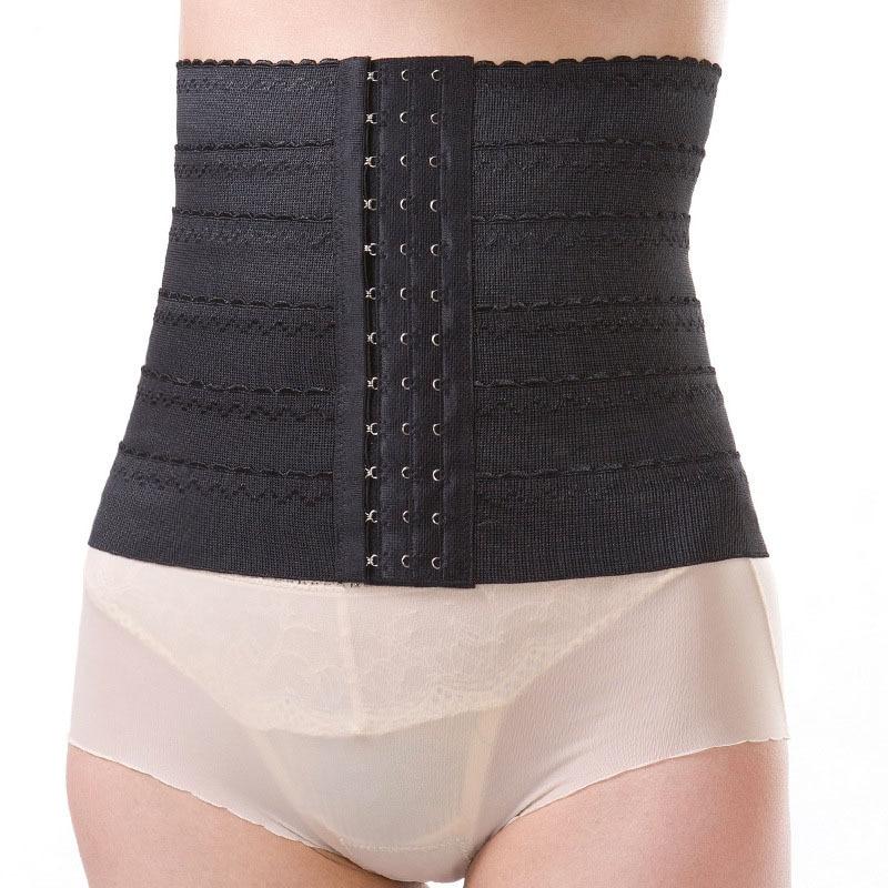 New women Waist Cinchers body shapers show thin waist straps women powerful lose weight Waist Corsets for women G0623